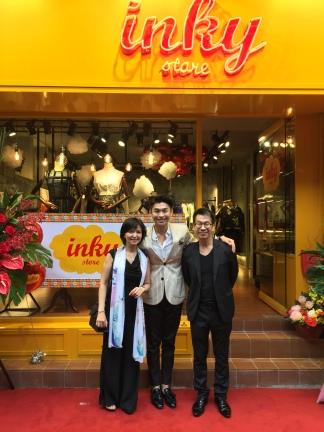 Inky Store Macau Opening